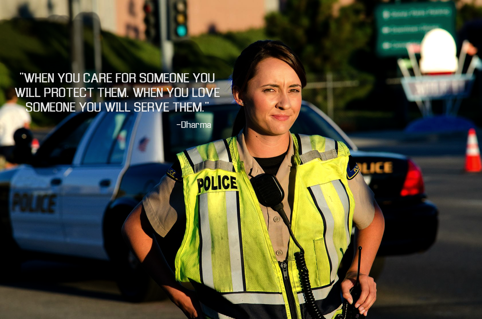 national police week appreciation cover picture