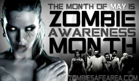 Zombie Awareness Month 2016 ZSA 38