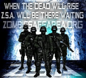 zombiesafearea.org swat team