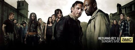 walking dead seaon 6 poster with date