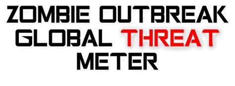 zombie safe area zombie outbreak global threat meter