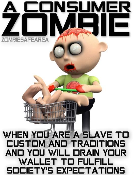 Consumer Zombie