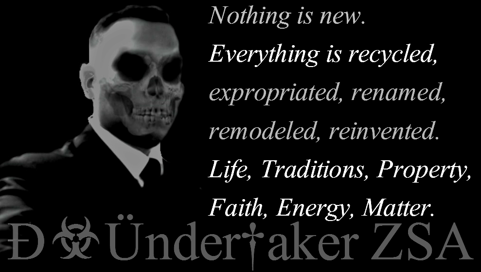 dundertakerZSA nothing is new